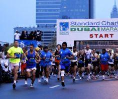 Пробеги свою лучшую десятку этой зимой в Дубае