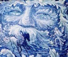 Новогоднее представление: «Владычица вечного холода»