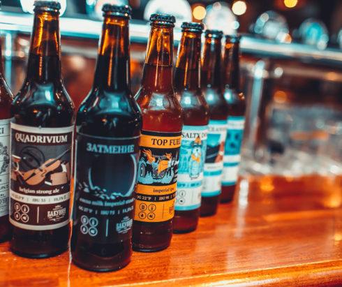 Где выпить крафтовое пиво в Алматы