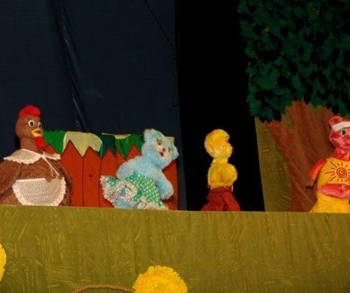 Детский спектакль «Живой светофор»