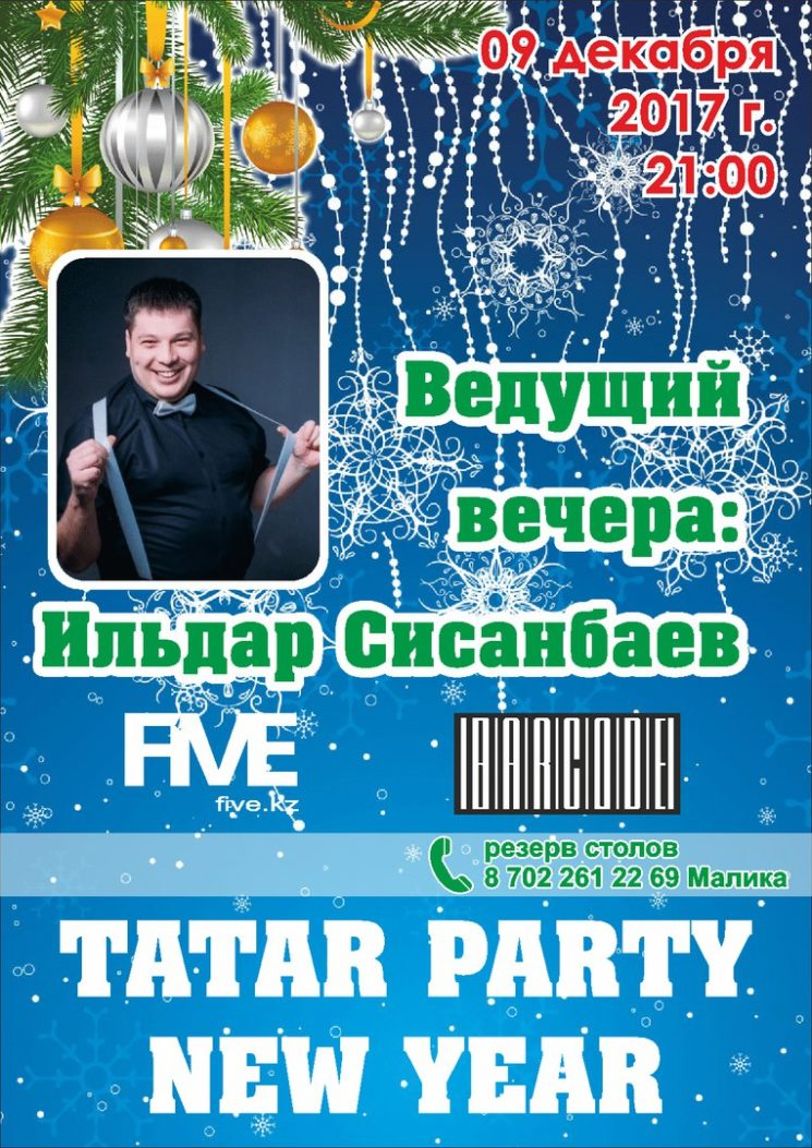 Tatar Party New Year