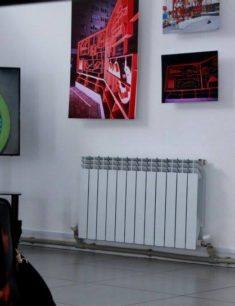 Выставка учеников Kazarian Art Studio «Живые Линии»