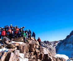 Чемпионат РК по зимнему Альпинистскому Двоеборью