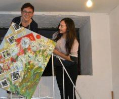 Мастер-класс «Нарисуй картину и измени жизнь»