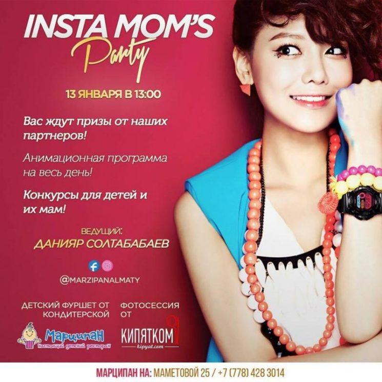 Insta Mom's Party