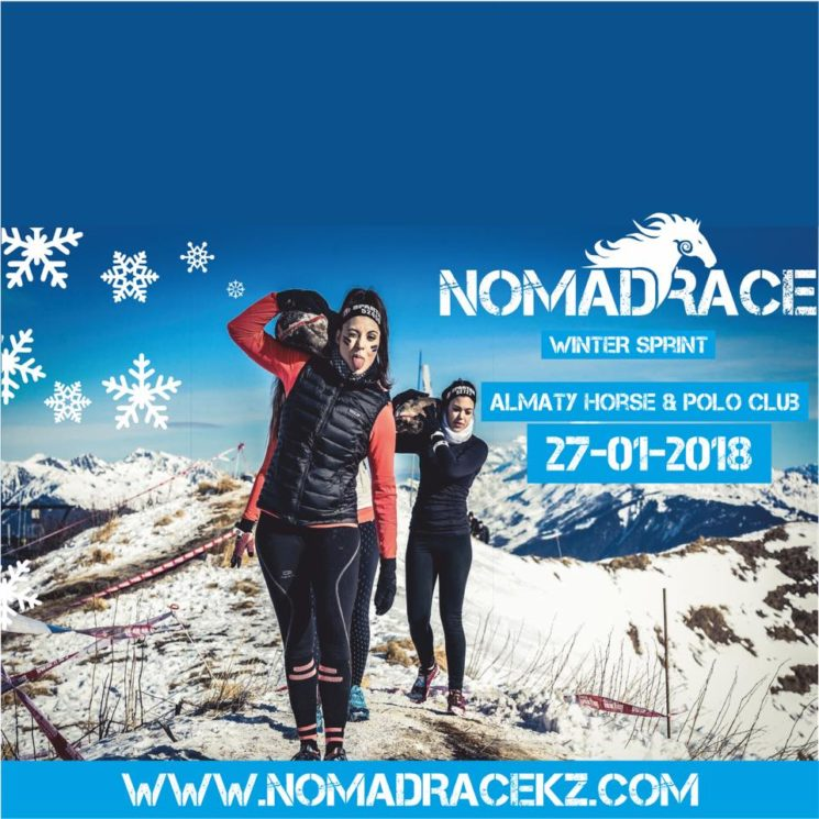 Snow Nomad Race