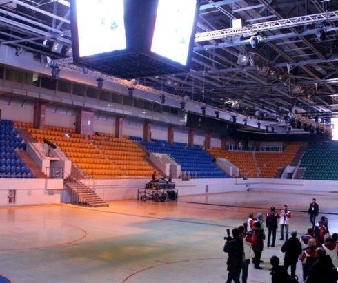 Дворец спорта имени Балуана Шолака