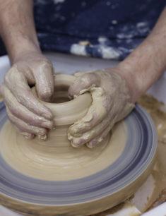 Мастер-класс по гончарному искусству для детей и взрослых