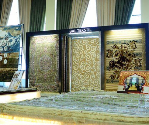 Ярмарка ковров «Ұлы дала кілемдері»