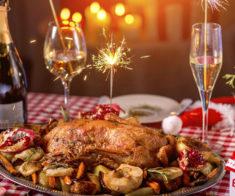 Новогодняя ночь в ресторане «Достар Сарайы»