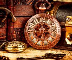 Пять ключей от сундука