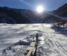 Семейный горный курорт Ski park pioneer