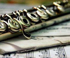 Любимые мелодии в звучании флейт