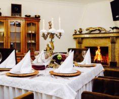 Новогодняя ночь в ресторане «Пруссия»