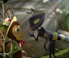 Показ мультфильма «Тайная жизнь насекомых»