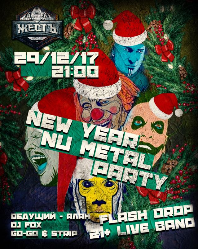 New Year NU Metal Party