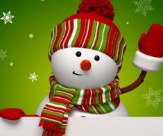 Спектакль «Жаңа жылдық оқиға»