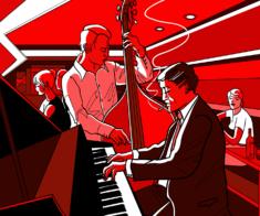 Где послушать джаз в Алматы