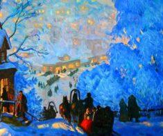 История живописи в 30-ти шедеврах