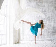 Сессия по танцевально-двигательной терапии: «Круг ангелов»