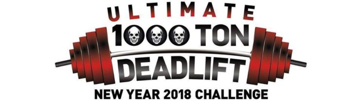 Deadlift Challenge 2018