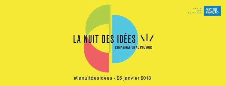 La Nuit des idées - Ночь идей 2018