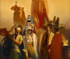 Лекция «Искусство Независимого Казахстана»