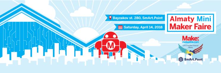 Almaty Mini Maker Faire