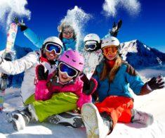 Спортивный фестиваль «Всемирный день снега»