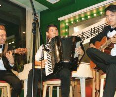 Концерт виртуозного инструментального трио «Atman»