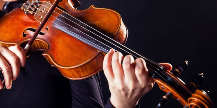 Концерт альтовой музыки String music festival