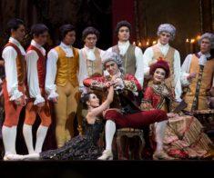 «Манон». Гастроли «Астана Опера» в Алматы