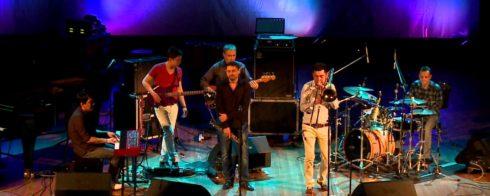 Сольный концерт группы «Satzhan project»