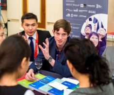 M&K Overseas Education Fair Almaty
