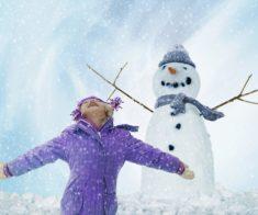 Куда сходить с детьми на зимних каникулах
