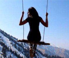 Бесплатный поход: гора «Фурмановка», качели в горах