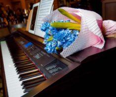 Piano karaoke в Arba Wine