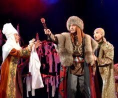 Қыз Жібек «Астана Мюзикл» гастролі