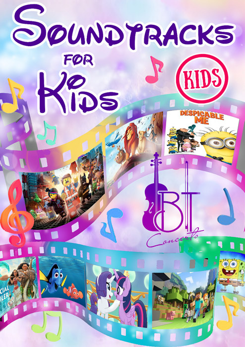 Soundtracks for Kids