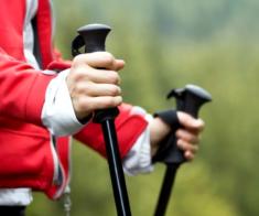Подготовка к дистанции «Скандинавская ходьба» на Алматы марафон