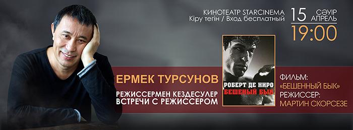 Проект с Ермеком Турсуновым