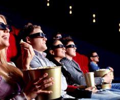 «Киноночь» в кинотеатре Kinopark 6 Sputnik