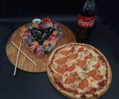 Служба доставки суши и пиццы «Love Sushi»