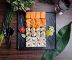 Служба доставки суши «PamPam.kz»