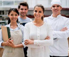 Курс для управляющих от школы рестораторов «ISR»