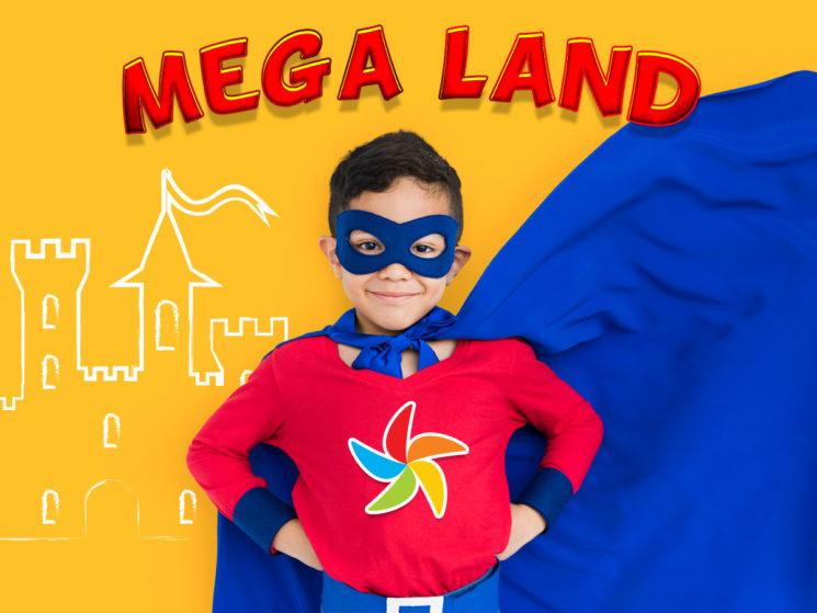 Весенние каникулы MEGA Land