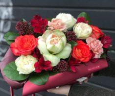 Доставка цветов в Алматы: 5 мест со скидкой