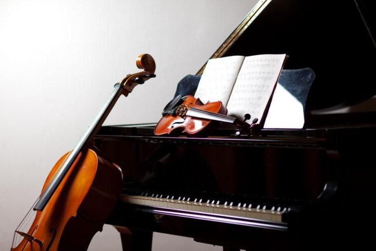 Концерт трио «Andare»