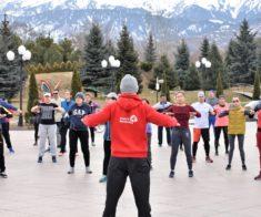 Чемпионат города Алматы по триатлону