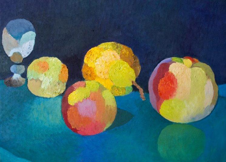 Выставка Галыма Оспанова «49 и 2»
